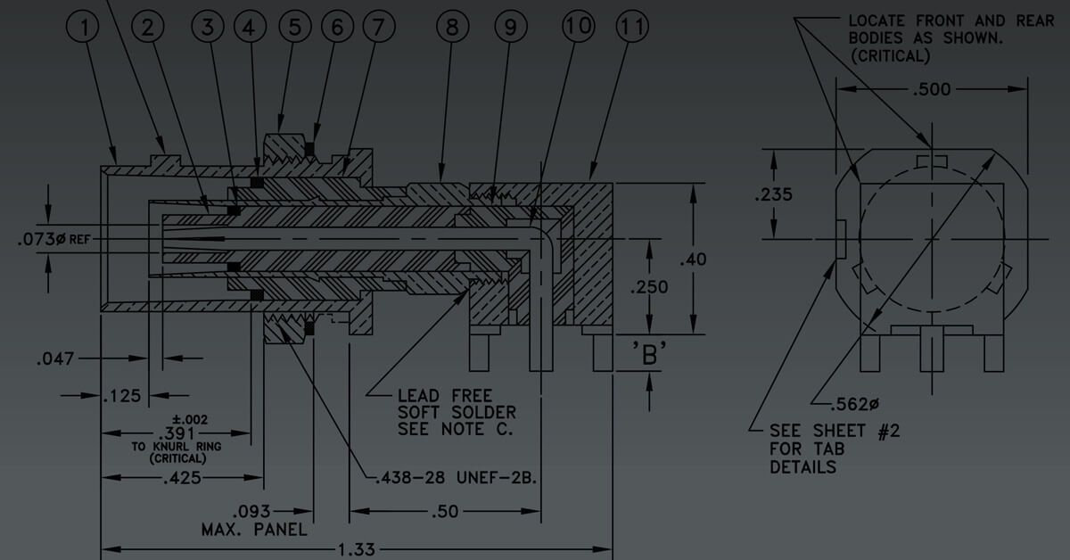 2. If new engineering, design and CAD work is completed